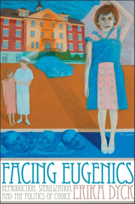 Facing Eugenics book cover